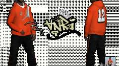 Pak-skins für GTA San Andreas