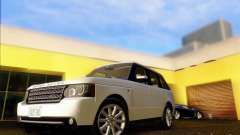 Land-Rover Range Rover Supercharged Series III