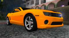 Chevrolet Camaro SS 2010 für GTA Vice City