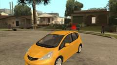 Honda Jazz (Fit) pour GTA San Andreas