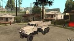 Camion à benne basculante KRAZ 225