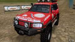 Toyota Land Cruiser 100 Off-Road pour GTA San Andreas