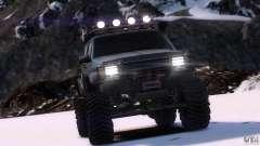 Jeep Cheeroke SE v1.1 pour GTA 4