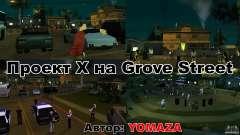 Projekt x an der Grove Street