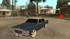 Cadillac Fleetwood Brougham 1985