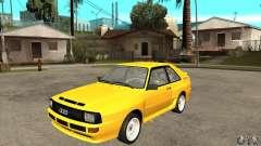 Audi SportQuattro 1983
