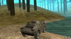 Version hiver BRDM-2