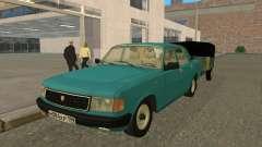 "GAZ 31029 ""Volga pour GTA San Andreas"