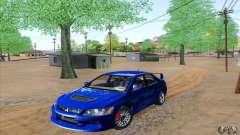 Mitsubishi Lancer Evolution 9 MR Edition