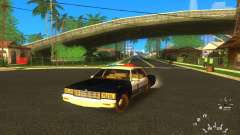 Chevrolet Caprice Classic 1986 LVMPD