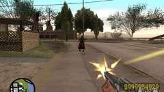 Un peu comme le Counter Strike pour GTA San Andr