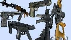 Max Payne 2 Weapons Pack v1
