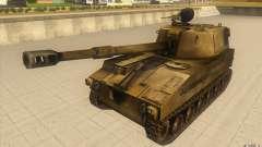 M-109 CANONS AUTOMOTEURS