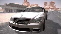 Mercedes Benz S65 AMG 2012