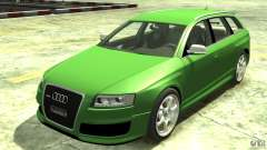 Audi RS6 Avant 2010 Stock