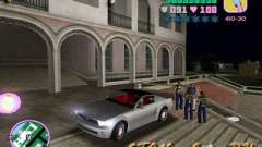 Ford Mustang GT Concept für GTA Vice City