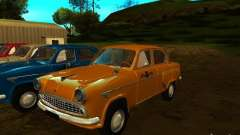Moskvich 403-Taxi