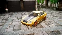 Mercedes Benz CLK63 AMG Black Series 2007
