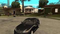 Saab 9-3 de GM Rallye Version 1 pour GTA San Andreas