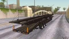 Der Trailer-truck