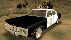 AMC Matador SA Police 1971 Final