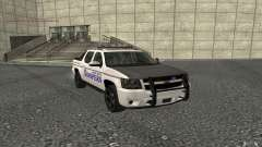 Chevrolet Avalanche Police