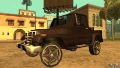 Mesa From Beta Version pour GTA San Andreas