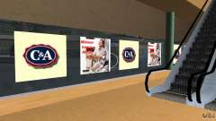 C&A mod v1.1 pour GTA Vice City