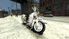 Police Bike pour GTA 4