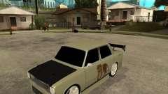 Vaz 2101 D-LUXE pour GTA San Andreas