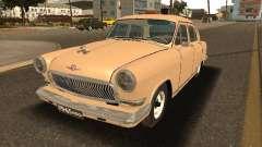 GAZ Volga 21 Taxi