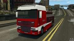 DAF XF Firetruck