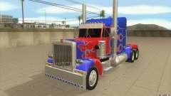 Peterbilt 379 Optimus Prime