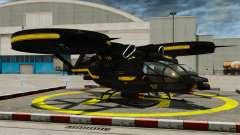 Hubschrauber mit SA-2 Samson