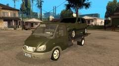 GAZ 3302 v 1.2 (Gazelle dépanneuse)