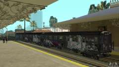 GTA IV Enterable Train für GTA San Andreas
