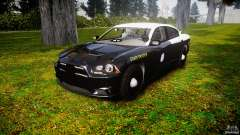 Dodge Charger 2012 Florida Highway Patrol [ELS] für GTA 4