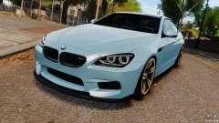 BMW M6 pour GTA 4