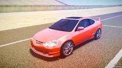 Acura RSX TypeS v1.0 stock