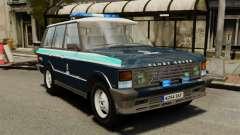 Range Rover Classic ELS