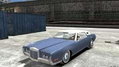 Lincoln Continental Mark IV 1972