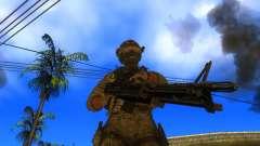 La mitrailleuse M60E4