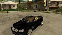 Mercedes Benz AMG SL65 V12 Biturbo
