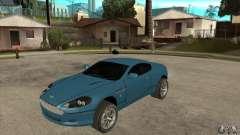Aston Martin DB9 aus NFS MW