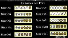 Neue Sterne für die Kapuze # 6
