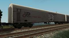 Refrežiratornyj wagon Dessau no 2