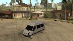 Volkswagen Crafter school bus pour GTA San Andreas