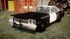 Dodge Monaco 1974 (bluesmobile)