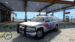 Chevrolet Suburban 2006 Police K9 UNIT
