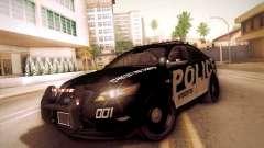 Ford Taurus Police Interceptor 2011